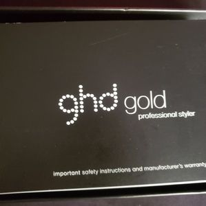 GHD gold professional 1 styler